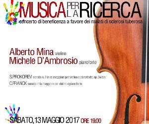 Concerti: Musica per la Ricerca