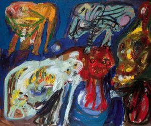 Il 9 marzo il quarto dei cinque incontri in programma dedicati all'arte del Gruppo CoBrA