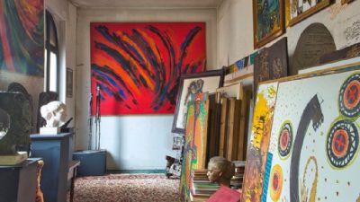 Gallerie - Bertina Lopes un'artista attivista