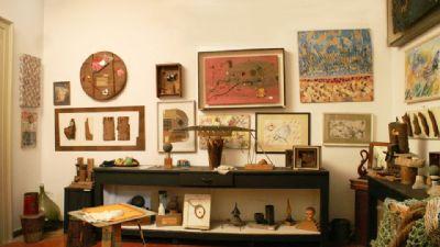 Gallerie - Salvatore Meo e l'arte del riuso