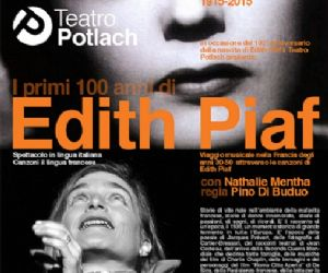 Viaggio musicale nella Francia degli anni 30-50 attraverso le canzoni di Edith Piaf