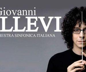 Giovanni Allevi e l'Orchestra sinfonica italiana