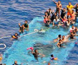 Spettacoli - Naufragio al largo delle coste siciliane
