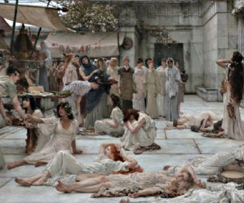 Spettacoli - Alma Tadema