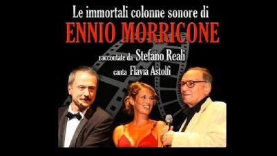 Concerti - Stefano Reali racconta Ennio Morricone
