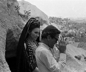 In mostra gli scatti fatti durante le pause delle riprese del film di Pier Paolo Pasolini interpretato da Maria Callas