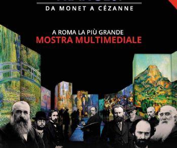 Mostre - Impressionisti Francesi – da Monet a Cézanne