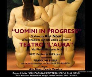 Spettacolo di teatro e danza scritto da Alia Nour