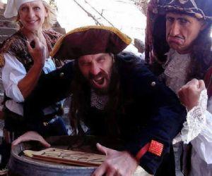 """Avventure raccontate a bordo del battello """"Sabazia II"""""""