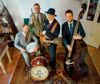Concerti - Dr. Jazz & Dirty Bucks Swing Band