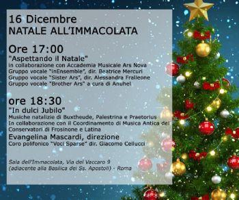 Concerti - Doppio concerto di Natale