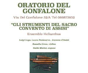 Concerti - Il flauto traverso di Assisi
