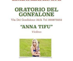 Concerti: Anna Tifu