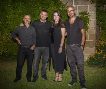 Locandina: Letizia Onorati & Paolo Di Sabatino Trio