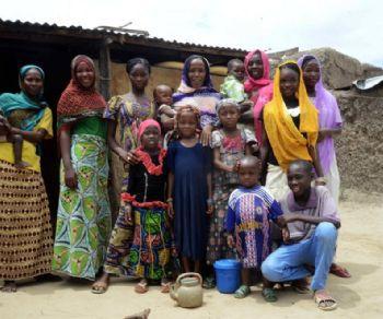 Mostre - Popoli del lago Ciad. Una crisi umanitaria vista dall'interno