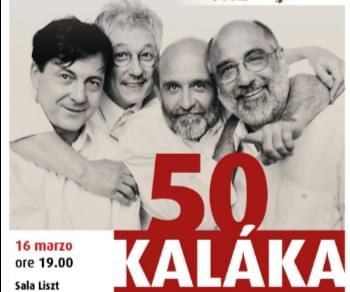 Un percorso musicale nella storia del famoso gruppo ungherese