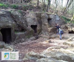 Visite guidate: La Via Cava di Monte Li Santi