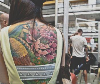 Una tra le manifestazioni di tatuaggi più grandi al mondo