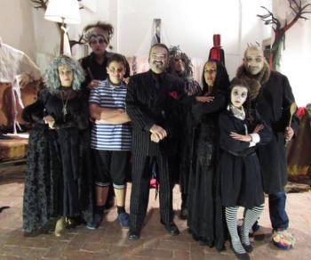 Spettacoli - Halloween con la famiglia Addams