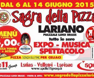 Sagre e degustazioni: Sagra della Pizza a Lariano
