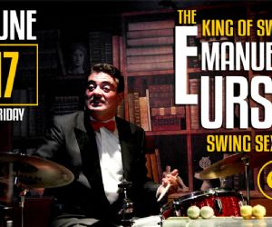 Emanuele Urso Swing Sextet