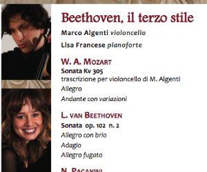 Musica di Mozart e Beethoven