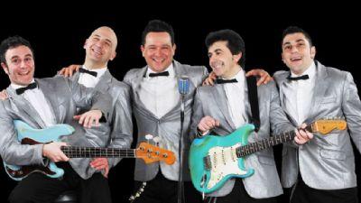 Concerti - Bevo Solo Rock'n'roll: Four Vegas in concerto