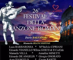 Spettacoli: Festival della Canzone Romana