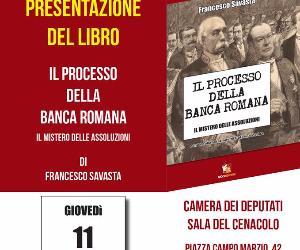 Libri: Il processo della Banca Romana. Il mistero delle assoluzioni