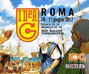 Attività: IdeaG Roma 2017