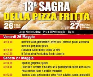 Sagre e degustazioni: Sagra della Pizza Fritta