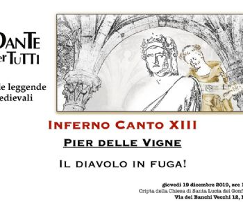 Rassegne - Dante per tutti e le leggende medievali