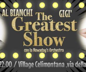 Concerti - Al & Gigì The Greatest Show