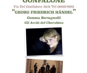 Gemma Bertagnolli e Gli Archi del Cherubino