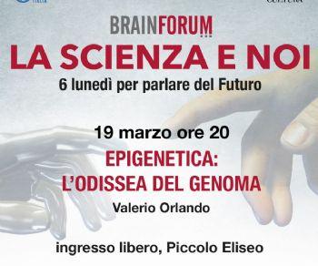 Locandina evento: Epigenetica
