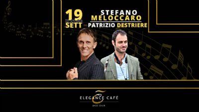 Concerti - Stefano Meloccaro & Patrizio Destriere