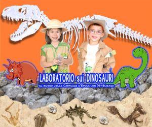 Bambini e famiglie: Laboratorio sui dinosauri