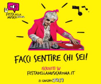 Altri eventi - Festa della Musica di Roma 2019