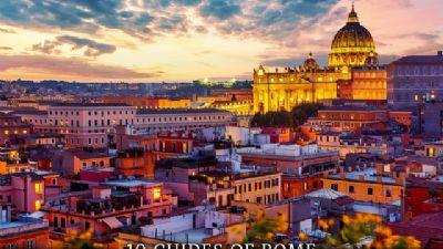 Visite guidate - Roma come non l'avete mai vista