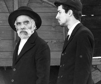 La proiezione del film del regista ungherese