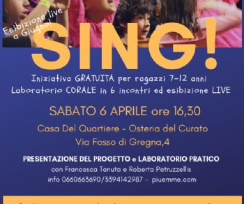 Bambini - Sing!