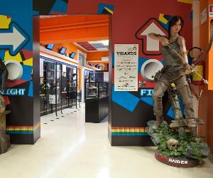 Mostre - Una Notte... al Museo del Videogioco!