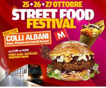 Locandina: Festival dello Street Food. Terza Edizione