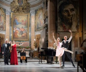 Locandina: La Grande Opera e Balletto