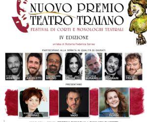 Festival di corti e monologhi teatrali, IV edizione