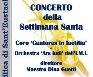 Concerti: Cantores in Laetitia
