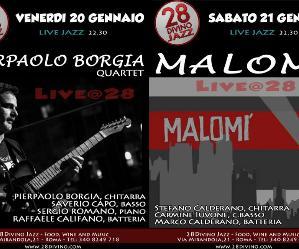 Locali - Un fine settimana 100% Original Jazz
