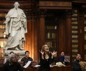 Altri eventi: Prima la musica poi le parole di A. Salieri Palazzo dei Conservatori 7 Novembre 2009