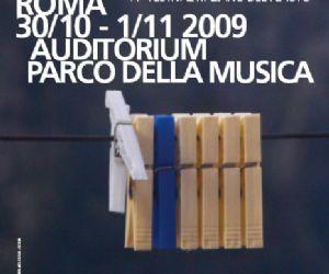 Altri eventi: Flautissimo 2009 - Auditorium Parco della Musica 31 ottobre 1 novembre 2009
