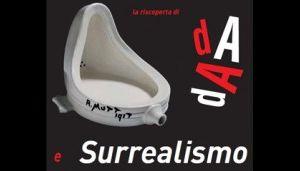Altri eventi: Dada e surrealismo riscoperti Complesso del Vittoriano 09/10/2009 - 07/02/2010